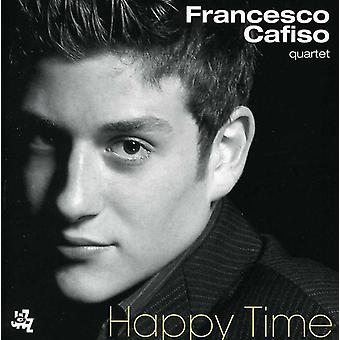 Francesco Cafiso Quartet - lykkelige tider [CD] USA import