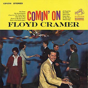 Floyd Cramer - Comin on [CD] USA import