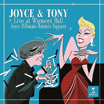Joyce Didonato - Joyce & Tony: Live From Wigmore Hall [CD] USA import