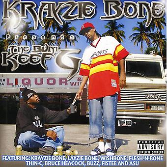 Krayzie Bone præsenterer - Bum Keef G [CD] USA import
