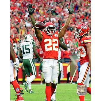 Marcus Peters 2016 Action Photo Print