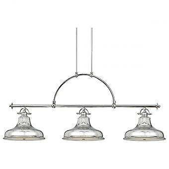 Quoizel QUOIZEL Emery Barber Ceiling Light
