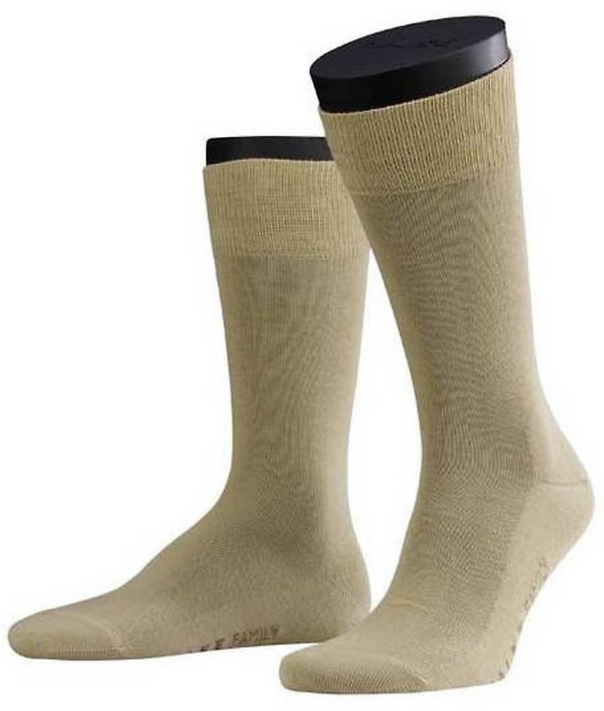 Falke Cotton Family Socks - Beige