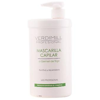Verdimill Wheat germ mask Ml 1000 (Woman , Hair Care , Conditioners and masks)