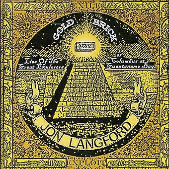 Jon Langford - Gold Brick [CD] USA import