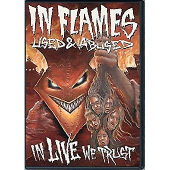 In Flames We Trust, Used and Abused...in Live (2DVD + 2 CD)