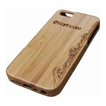 Northcore Adventure Wood iPhone 4 - 4S Phone Case