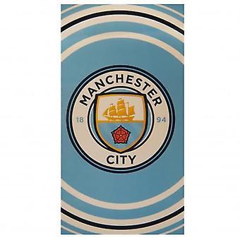 Manchester City asciugamano