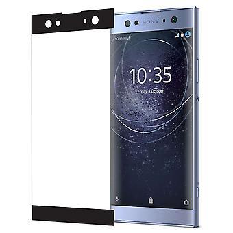 Sony Xperia XA2 Ultra Tempered Glass (Single) - Black Edge