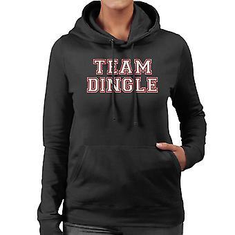 Emmerdale University Women's Hooded Sweatshirt