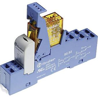 Relay component 1 pc(s) Finder 48.72.8.024.0060 Nominal voltage: