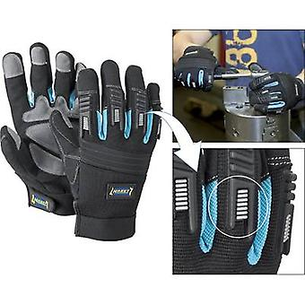 PVC Work glove Size (gloves): L Hazet