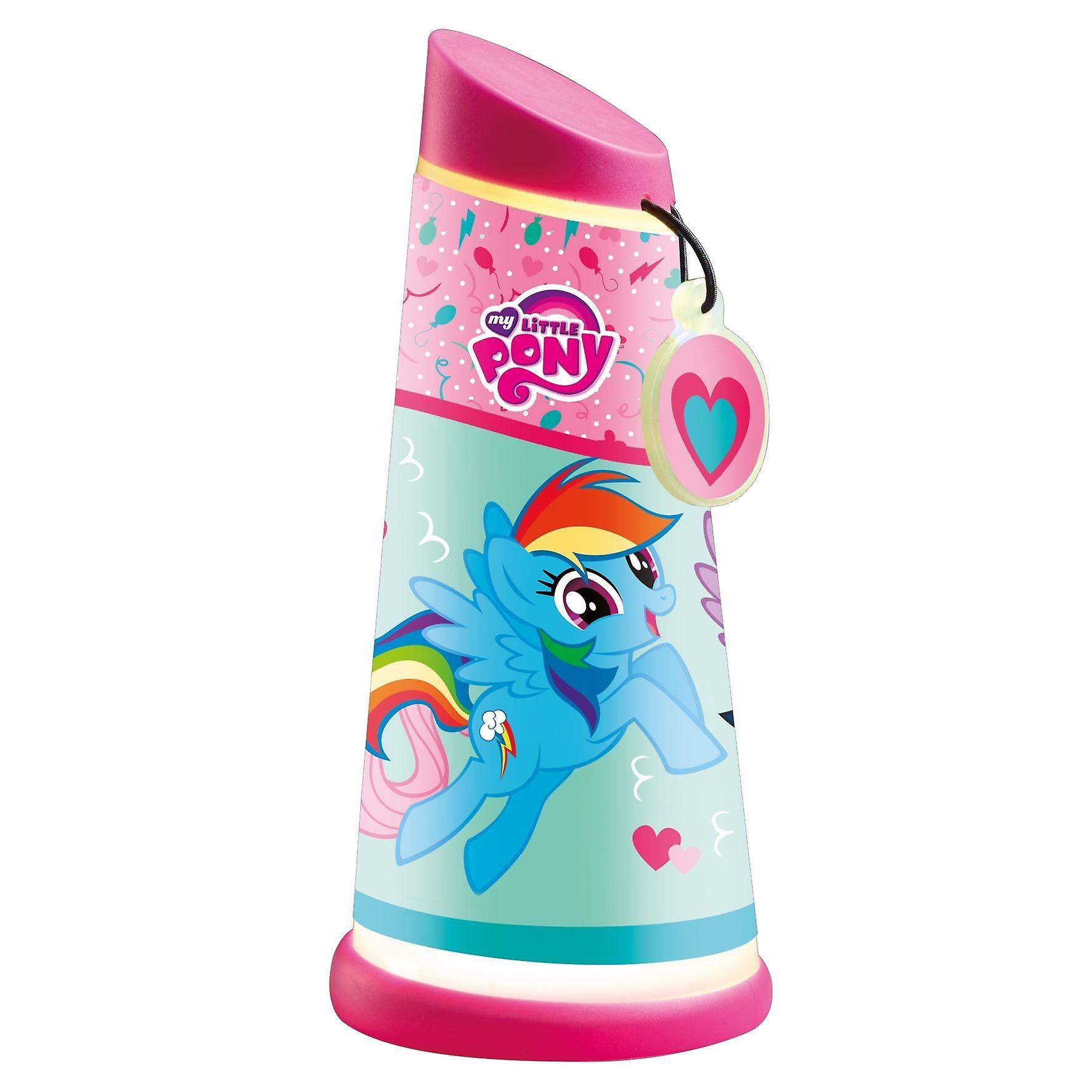 My Little Pony night lamp with torch