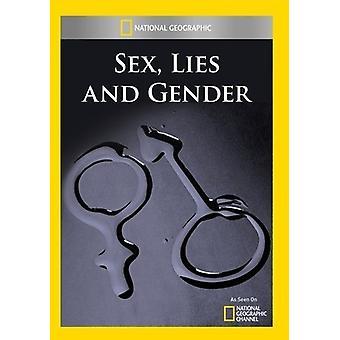 Sexe mensonges & genre [DVD] USA import