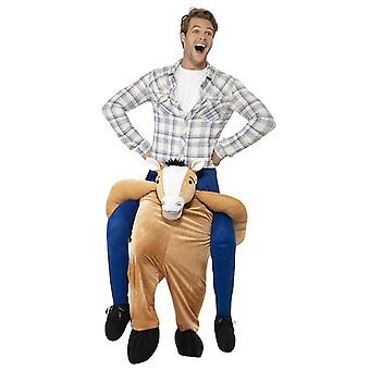Piggyback häst kostym