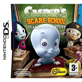 Casper skrämma skola klassrummet kapris (Nintendo DS)