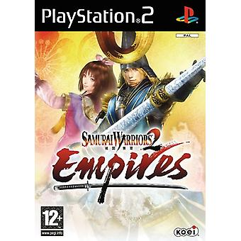 Samurai krigere 2 Empires (PS2)
