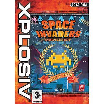 Space Invaders årsdagen (PC CD)
