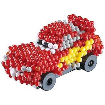 Aquabeads coches 3 3D Rayo McQueen Set