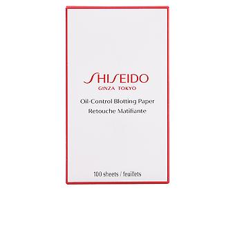 Shiseido The Essentials Oil Control Blotting Paper 100 Sheets For Women