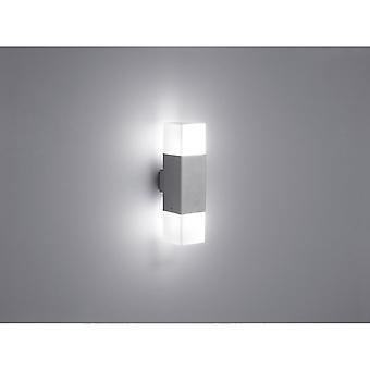 Трио, освещение Хадсон современные Титан Бра Diecast алюминия