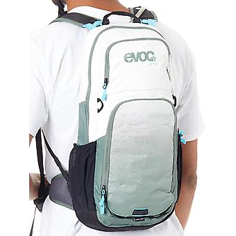 Evoc White-Olive CC - With 2 Litre Bladder - 16 Litre Hydration Pack with Reserv
