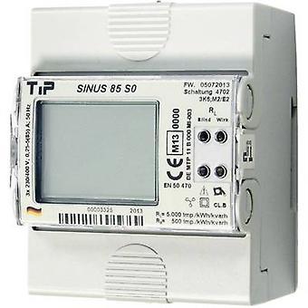 Tipp SINUS 85 S0-Stromzähler (3-phasig) digitale Mitte zugelassen: Ja
