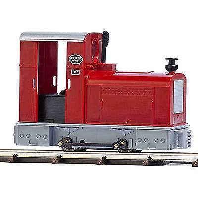 Busch Feldbahn 12131 H0f Military train engine Deutz OMZ122F