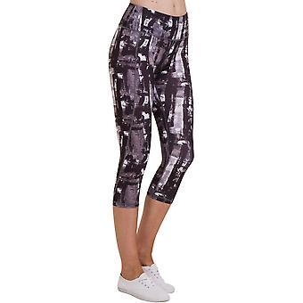 Outdoor Look Womens/Ladies Strathyre Yoga 3/4 Length Legging