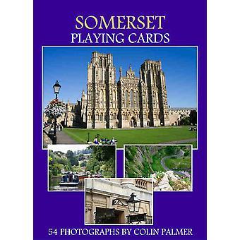 Somerset uppsättning 52 + jokrar-spelkort