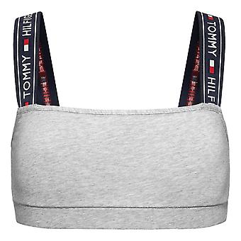Tommy Hilfiger Bralette - Grey Heather