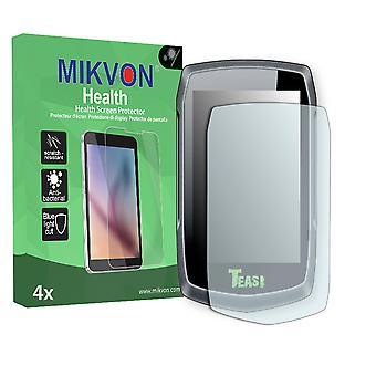 Teasi One2 Screen Protector - Mikvon Health (Retail Package with accessories)