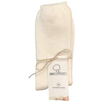 Body4real Organic Clothing 100% Certified Cotton Unisex Socks 37/39