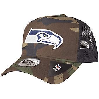 Ny æra Seattle Seahawks Cap
