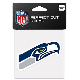 Wincraft sticker 10x10cm - NFL-Seattle Seahawks