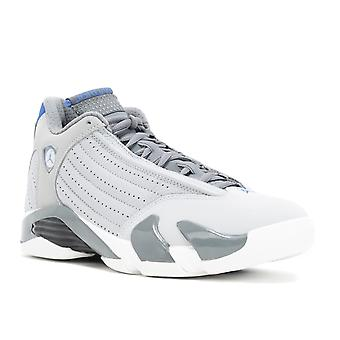 Air Jordan 14 Retro 'Sport Blue' - 487471-004 - Shoes