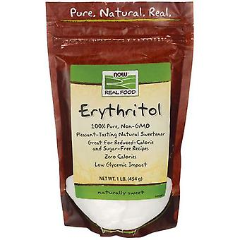 Now Foods Erythritol Pure 454 gr (Diet , Sweeteners)