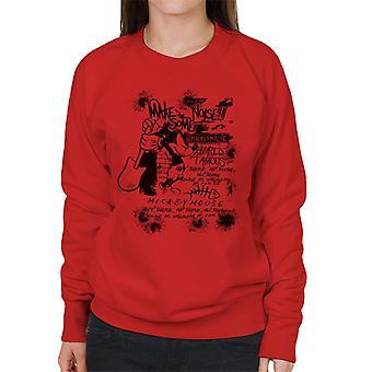 Disney Mickey Mouse Band Make Some Noise Women's Sweatshirt