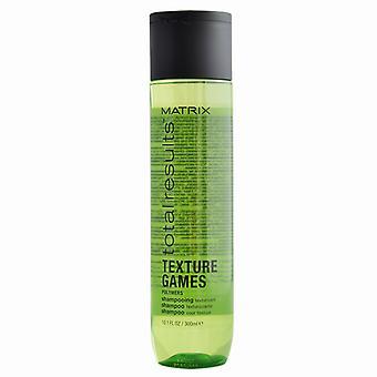 Totale di matrice risultati delle Texture giochi Shampoo 300 ml