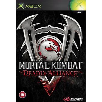 Mortal Kombat Deadly Alliance (Xbox)
