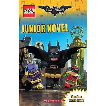 The LEGO Batman Movie - Junior Novel by Jeanette Lane - 9781407177304