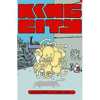 King City by Brandon Graham - Brandon Graham - 9781607065104 Book