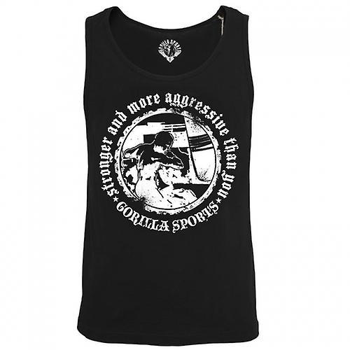 Gorilla Sports Tanktop Stronger than you