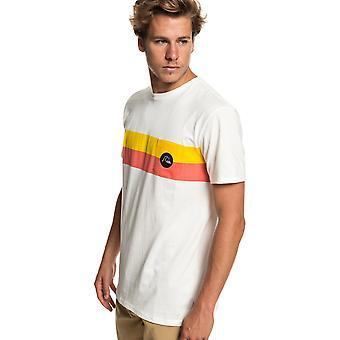 Quiksilver Season Stripe Pocket Short Sleeve T-Shirt
