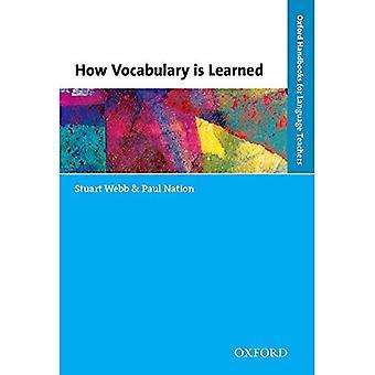 Hoe woordenschat Is geleerd
