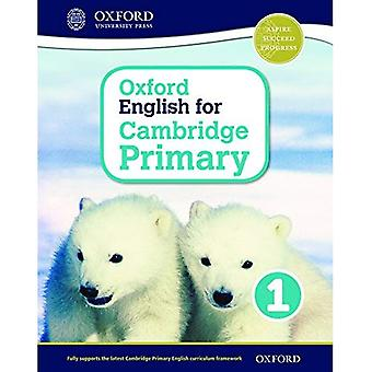 Oxford engelska för Cambridge primära Student bok 1