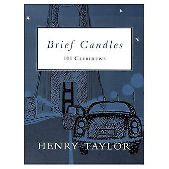 Brief Candles: 101 Clerihews