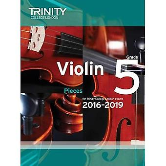 Violin Exam Pieces Grade 5 2016-2019 (Score & Part)