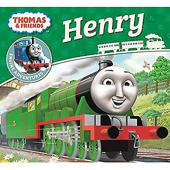 Thomas & amis: Henry (aventures de Thomas Engine)