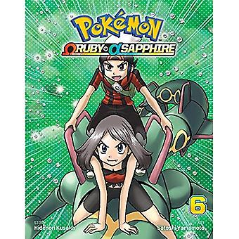 Pokémon Omega Ruby & Alpha Sapphire, Vol. 6 (Pokemon)